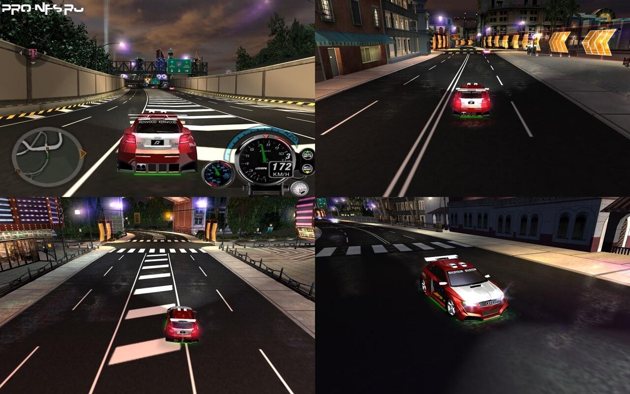 Патч на quake3 для сетевой игры. Тема Need For Speed Underground 2 Как игр