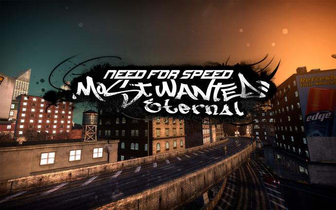 NFS Most Wanted Eternal (Remastered 2020) - HD графика