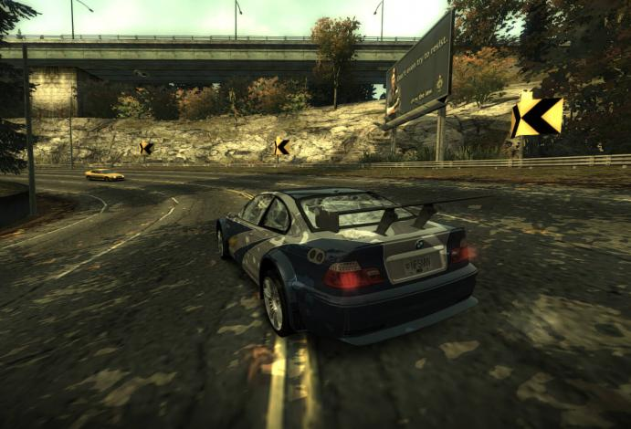 Extended Cameras для NFS Most Wanted (2005)
